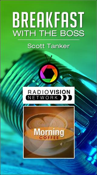 Scott Tanker Breakfast with the Boss